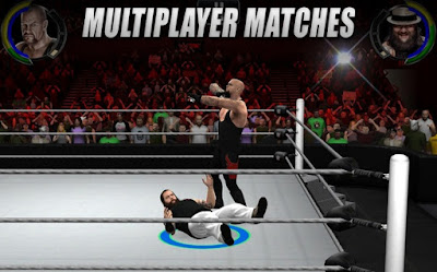 Download WWE 2K Mod Apk+Data for Android (Full Unlocked)