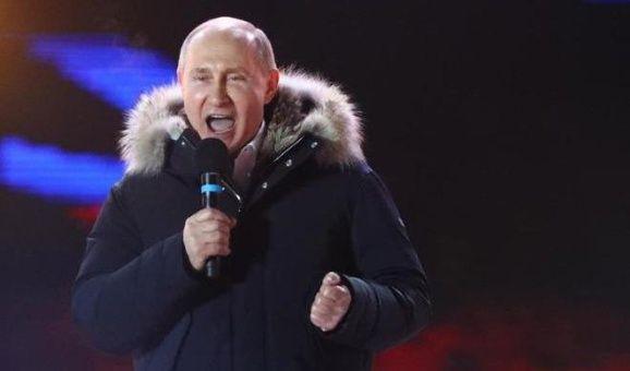 """Putin: """"El Daesh ha sido completamente derrotado en Siria"""""""