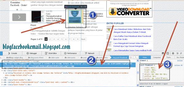 Cara Mengedit Template Blog Dengan Instan Dan Manual Tutorial Mengedit Template Blog Dengan Instan Dan Manual
