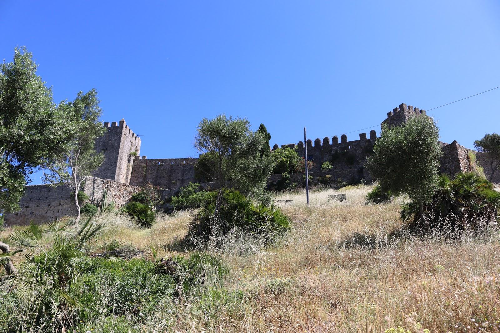 Castillo De Castellar de la Frontera, Spain