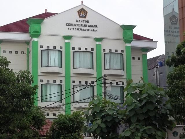 cara dan syarat daftar haji di kantor kementerian agama republik indonesia kemenag nurul sufitri mom blogger writer kantor kementerian agama jakarta selatan