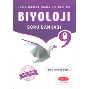 Limit Yayınları 9.Sınıf Biyoloji Soru Bankası