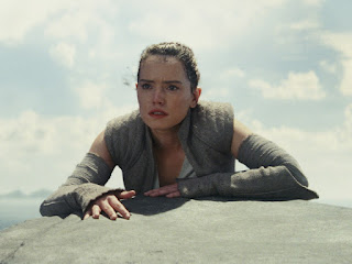 Star Wars The Last Jedi Rey Ahch-To