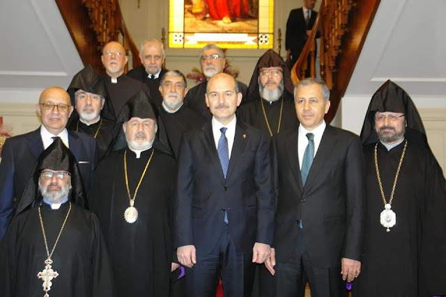 Patriarcado armenio de Constantinopla para elegir líder interino