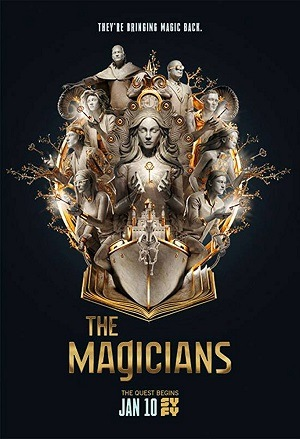 Escola de Magia - The Magicians 3ª Temporada Torrent Download