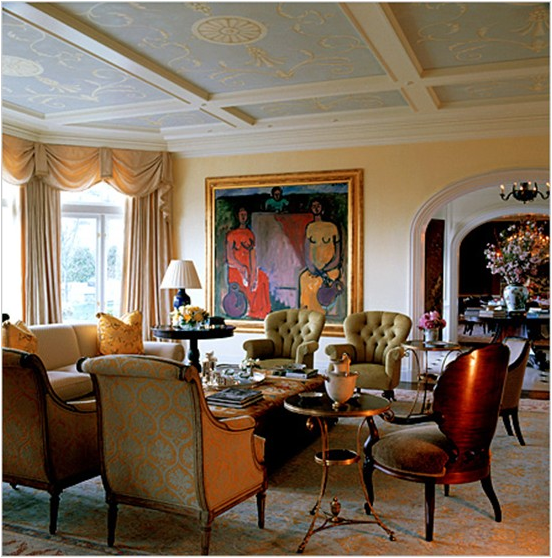 33 Traditional Living Room Design: Key Interiors By Shinay: Traditional Living Room Design Ideas