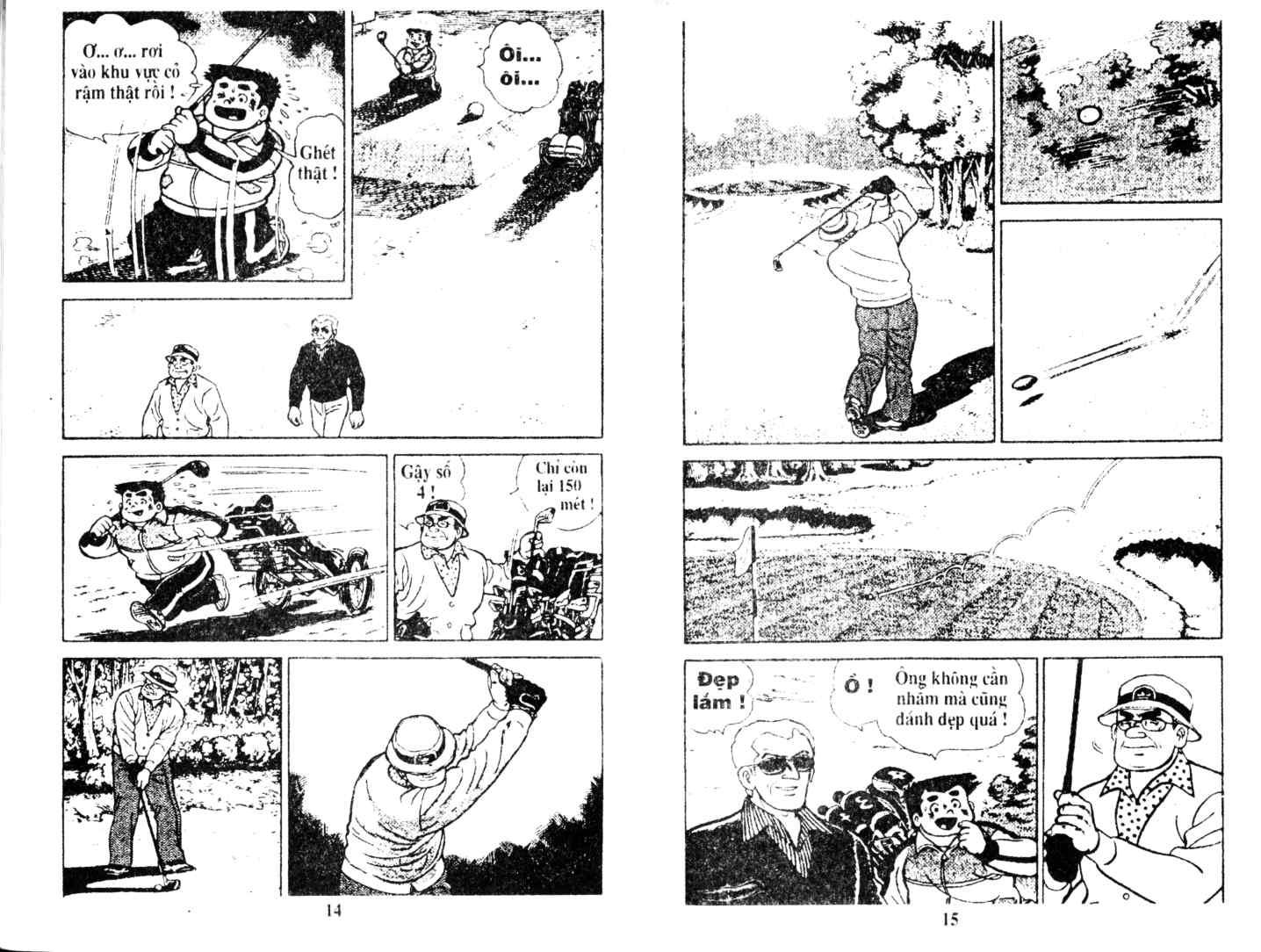 Ashita Tenki ni Naare chapter 11 trang 6