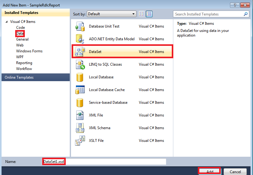 How to create rdlc reports in c# | DotNetSharePoint