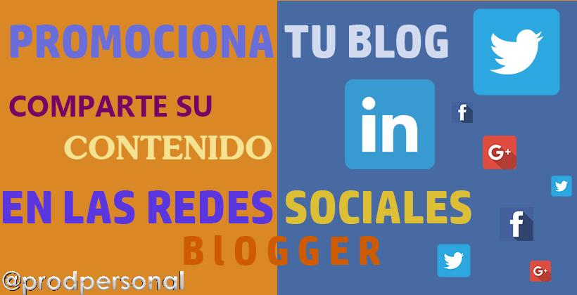 Añadir botones sociales para compartir las entradas del blog