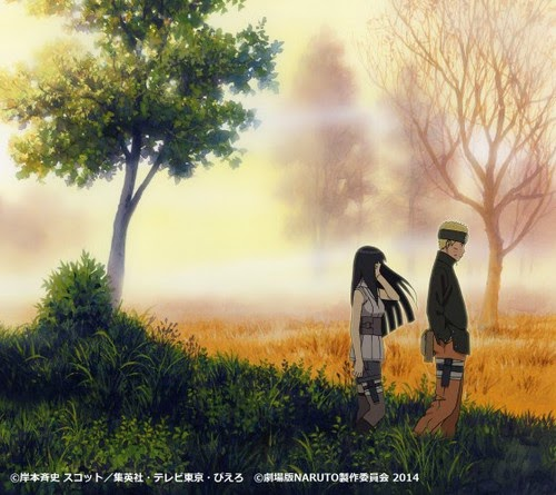 The Last - Naruto the Movie, Naruto the Movie, Full Movie Trailer, Naruto and Hinata