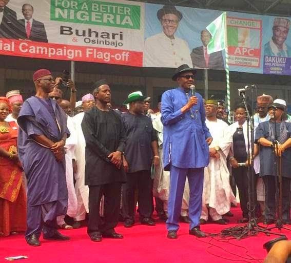 buhari campaign port harcourt