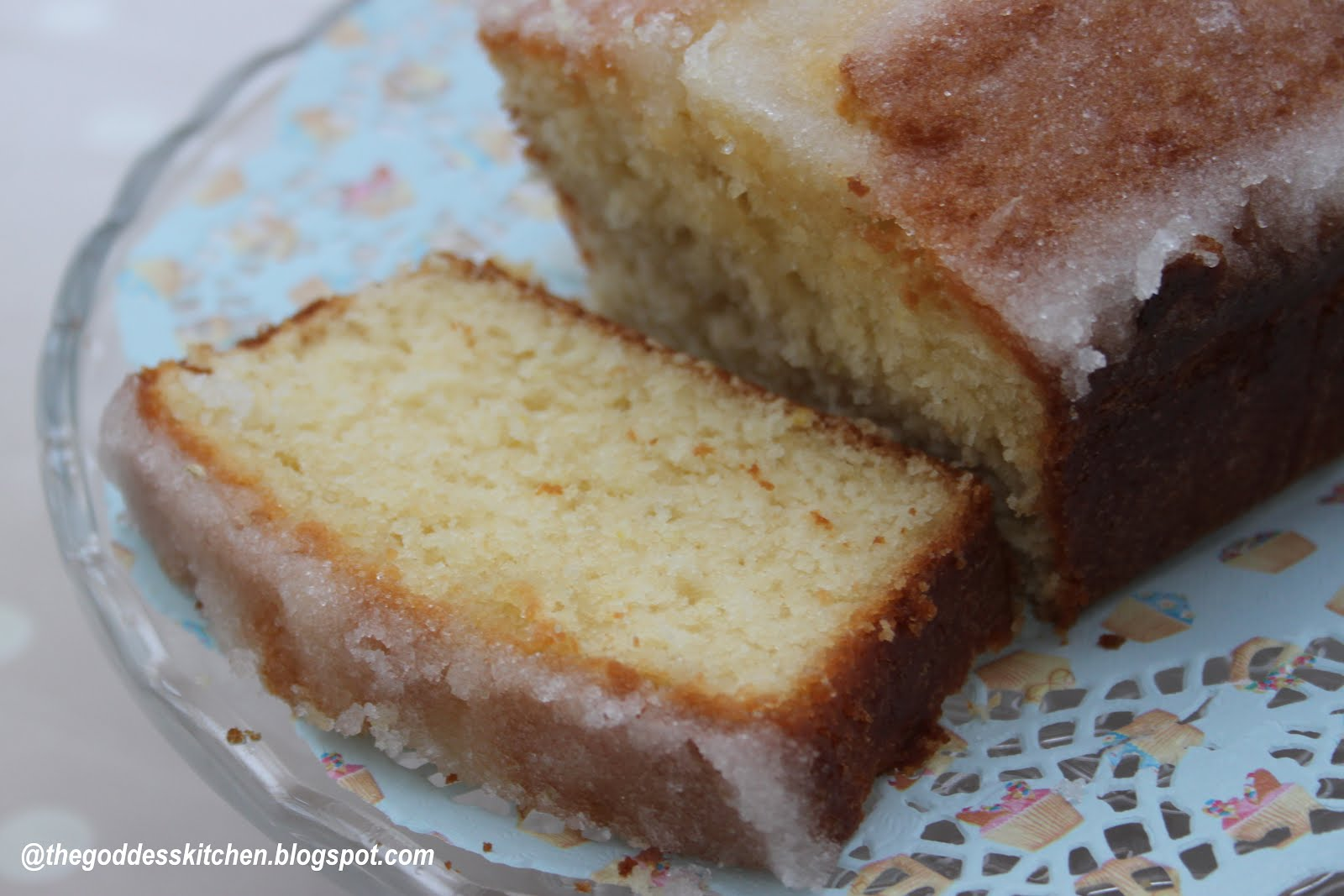 Lemon Cake Loaf Tin Recipe