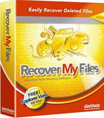تحميل برنامج استرجاع الملفات المحذوفة Recover My Files 5.2.1 للكمبيوتر