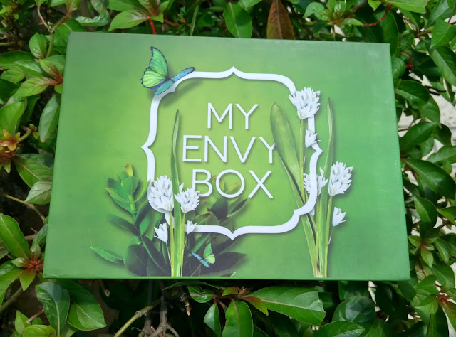 My Envy Box July 2017 Review