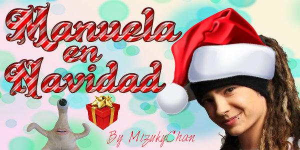 Manuela en Navidad