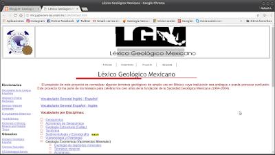 Léxico Mexicano