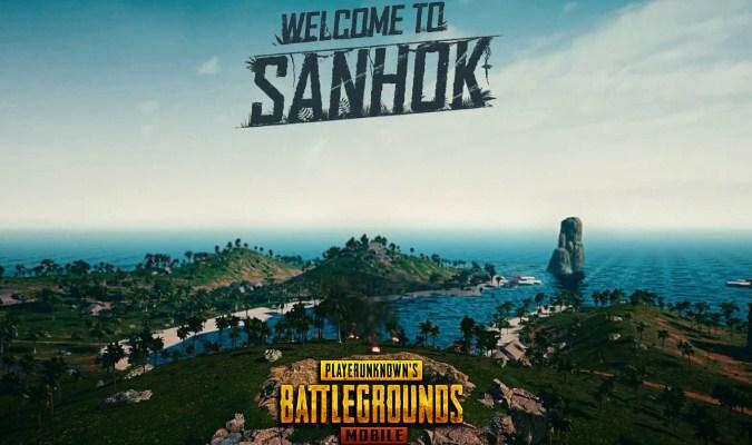 Lokasi Loot Terbaik di Sanhok Map PUBG Mobile