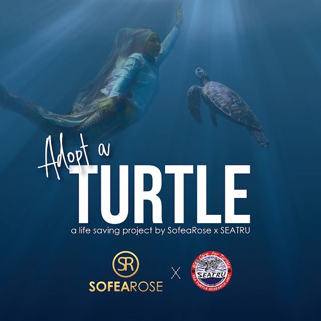 SOFEAROSE TURLE MERMAID,