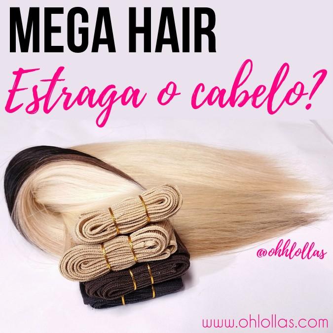 Extensões de cabelo natural com queratina podem danificar seu cabelo.
