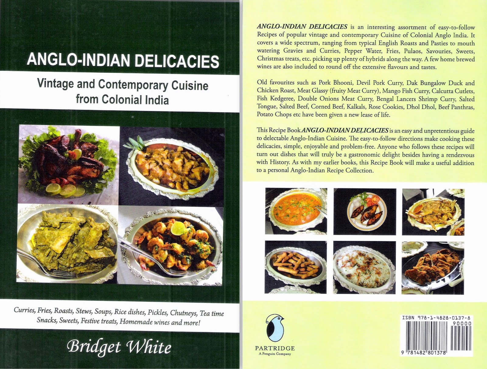 Colonial anglo indian recipes from the british raj by bridget white price per book india rs 45000 australia a3000 canada c3500 uk gbp 1500 usa 3500 forumfinder Image collections