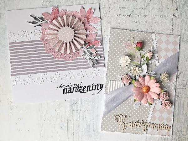 Paper Garden ... Další inspirace z kitu Májová láska