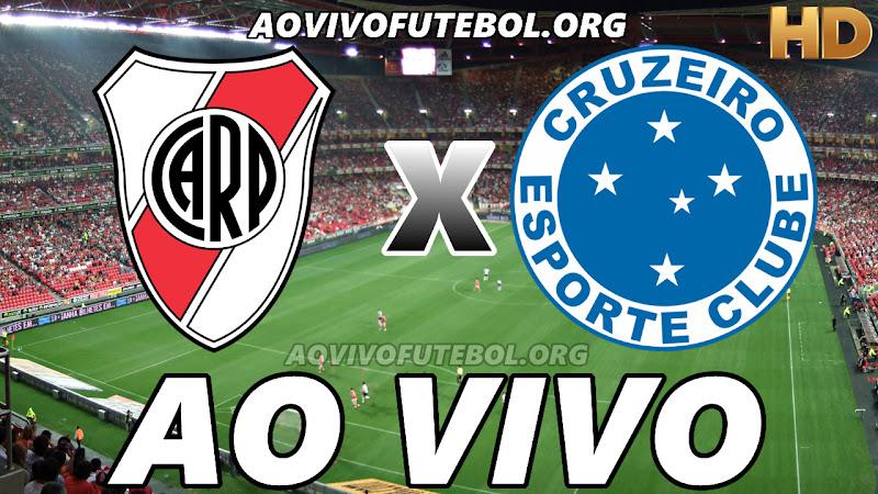 Assistir River Plate vs Cruzeiro Ao Vivo HD