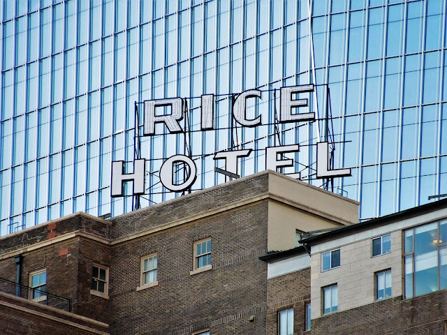 THE RICE NO-LONGER HOTEL