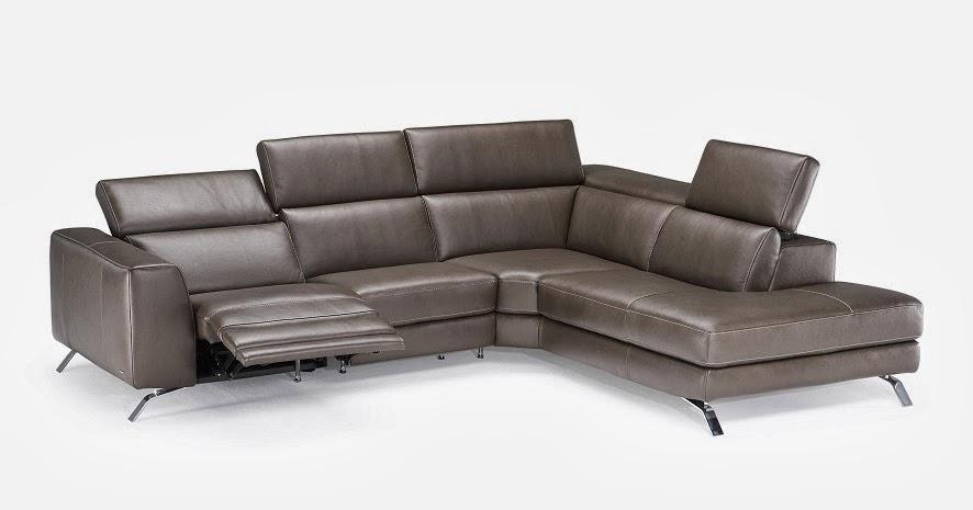 Furniture Divano Power Headrests Natuzzi Has Done It