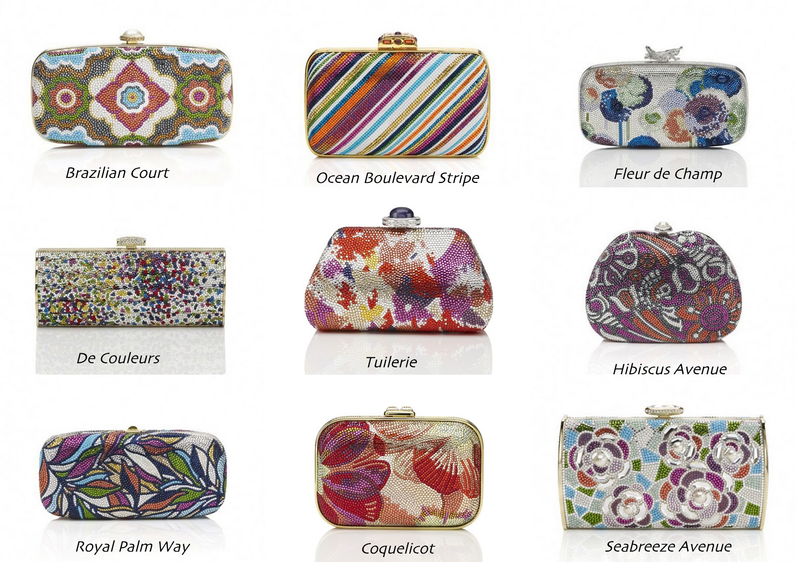 e004385a4b0b Has your heart skipped a beat yet  Wait until you hear how much each of  these extravagant designs cost. A simple clutch can start from  1995 to   2995 and ...