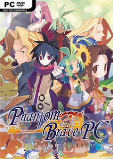 Download Phantom Brave PC Demo Cracked Gratis