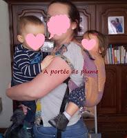 onbu fidella portage babywearing twins babywearingtwins