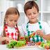 """Ιωάννινα:Κέντρο Δημιουργικής Απασχόλησης Παιδιού """"Αερόστατο""""΄..Τα παδιά φτιάχνουν κολατσιό !"""
