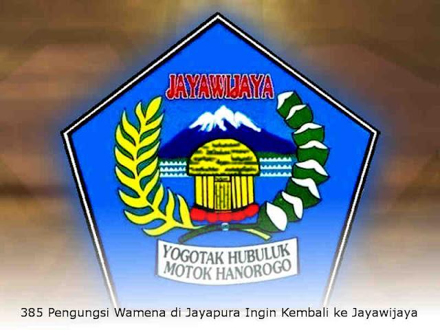 385 Pengungsi Wamena di Jayapura Ingin Kembali ke Jayawijaya