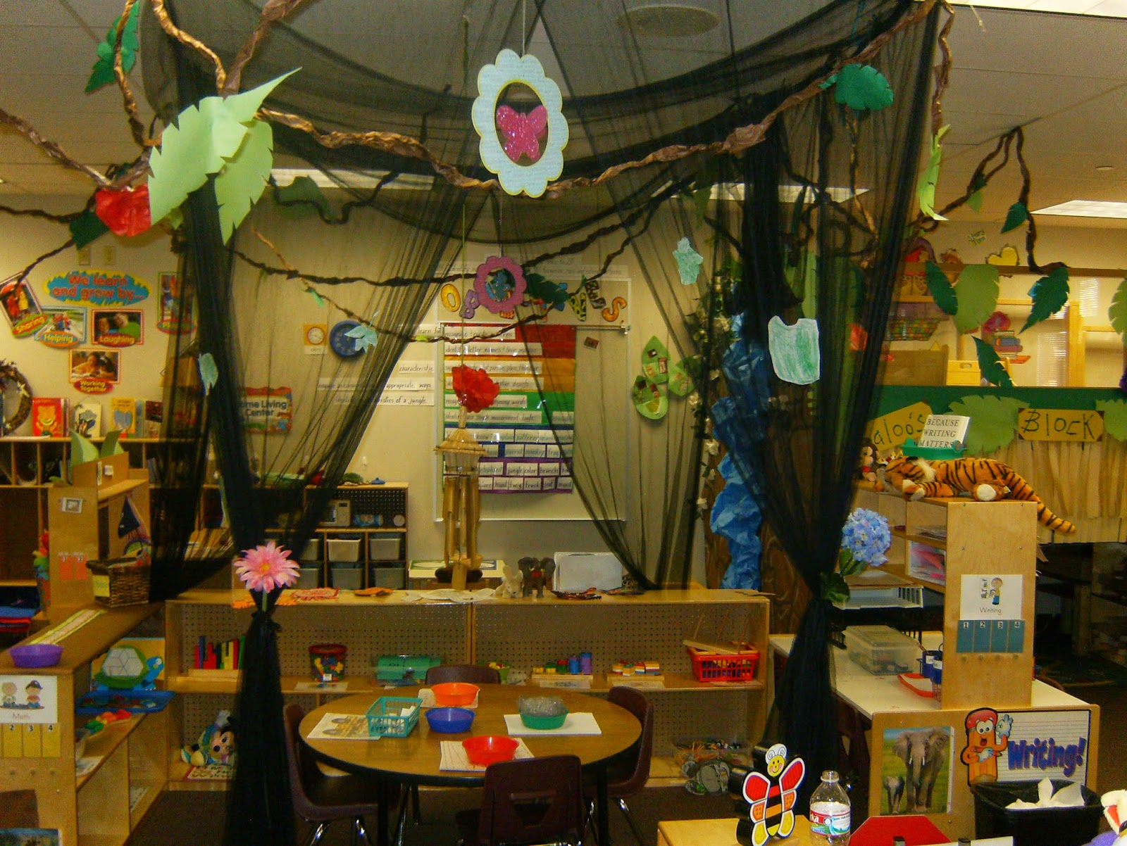 C C Preschool Factory Jungle Fun