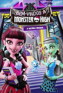 Assistir Monster High: Bem Vindo a Monster High