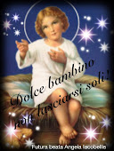 CORONCINA AL BAMBINO GESU -  CORONILLA DEL DIVINO NIÑO JESÚS