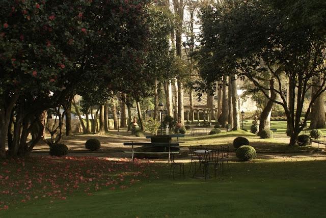 Pazos y fincas rústicas para una boda campestre en A Coruña