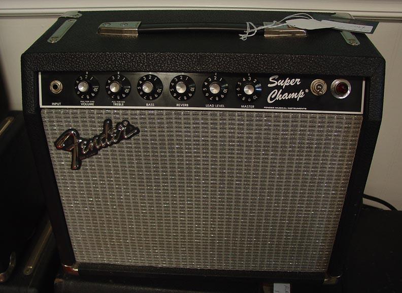Rivera Era Fender Super Champ  Stratocaster Guitar Culture  Stratoblogster