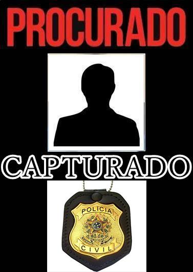 POLÍCIA CIVIL DE REGISTRO-SP CAPTURA PROCURADO DA JUSTIÇA PÚBLICA