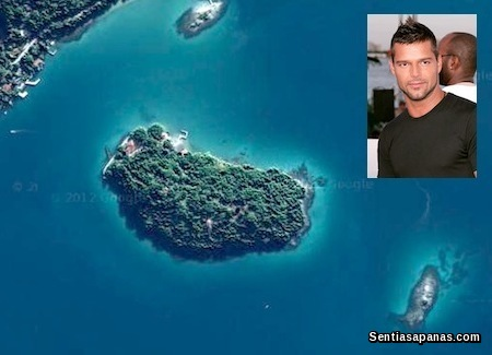 Ricky Martin Island