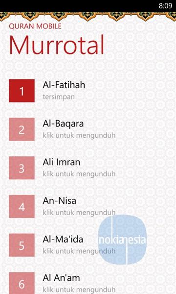 Quran mobile download nokia best