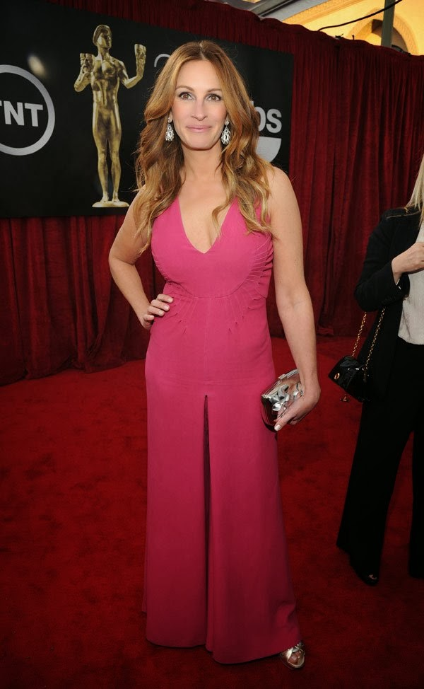Julia Roberts sag awards 2014