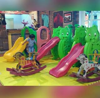 play ground Jogja paradise food court