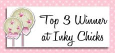Top 3 at Inky Chicks