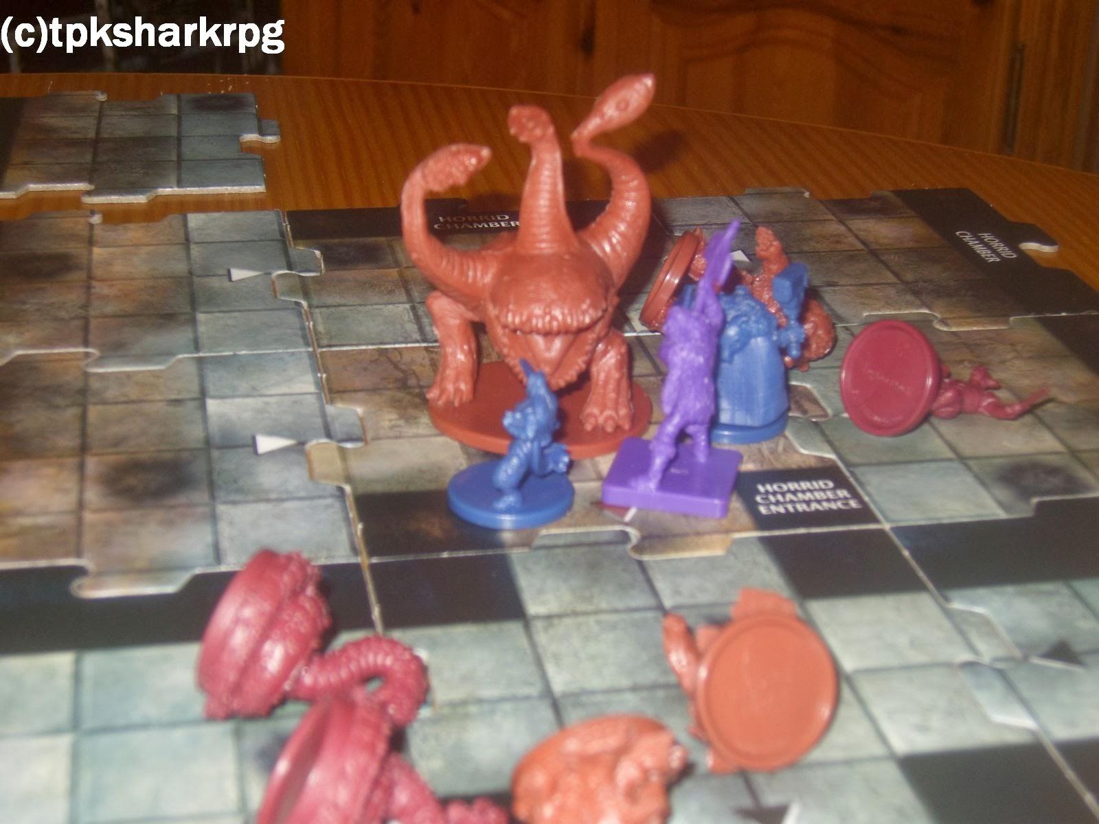 La Torre De Shark Juegos De Mesa Dungeons Dragons La Ira De