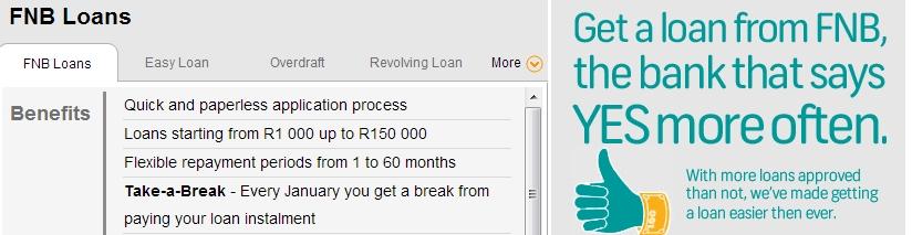 Fnb Bank Personal Loan Calculator