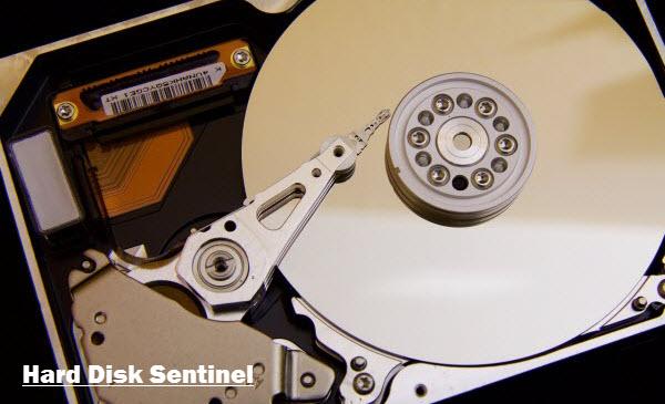 برنامج Hard Disk Sentinel لاصلاح الباد سيكتور فى القرص الصلب