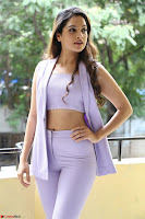 Tanya Hope in Crop top and Trousers Beautiful Pics at her Interview 13 7 2017 ~  Exclusive Celebrities Galleries 001.JPG