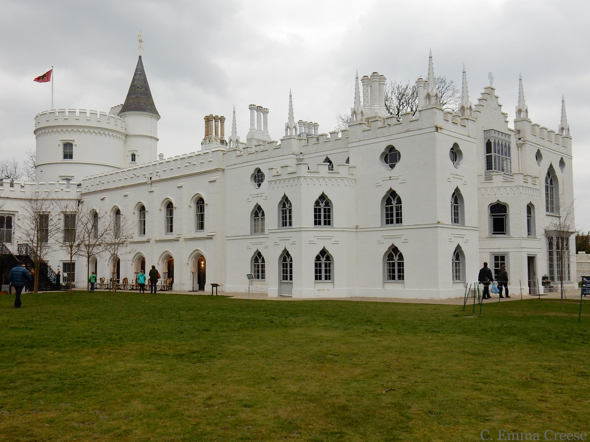 Strawberry Hill House Twickenham