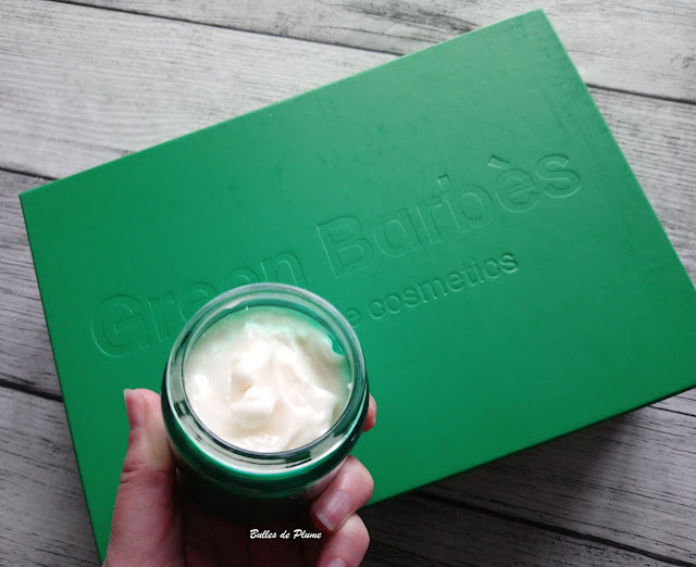 Test et avis sur le Kit White Agrum Green Barbès